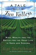 Author Alan Deutschman: A Tale of Two Valleys. From Broadway Books.